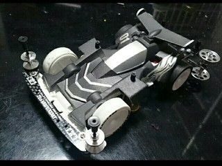 トライダガーZMC BLACK-01