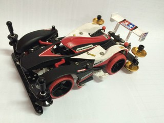 MA Chassis - Blast Arrow
