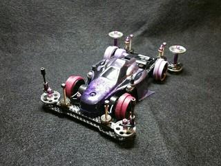 アスチュートAR【Black&violet】☆