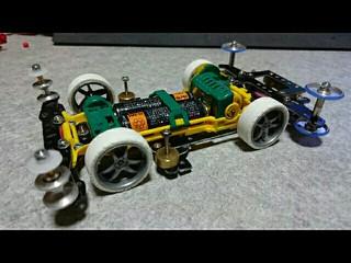 S1 レース後の小改良仕様