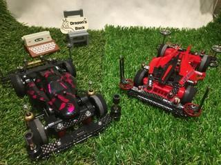黒→3レーン用FMSX 赤→公式用SX