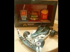 MSフレキ微調整 in the McDonald's