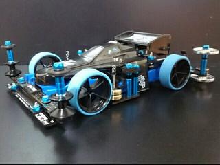 blue&black crazy special