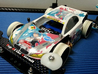 GOODSMILE RACING MIKU2011仕様