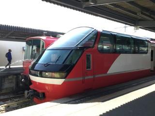 名鉄1200系 パノラマスーパー
