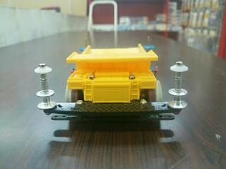 MSダンプ試作機
