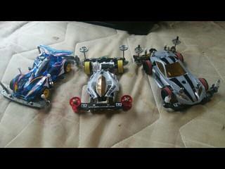 LMブレイカー、エロンテ三輪車、トルクルーザー