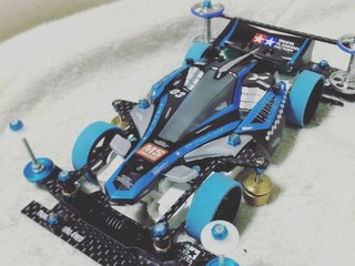 青×黒アバンテちゃん  HDMS-03号機