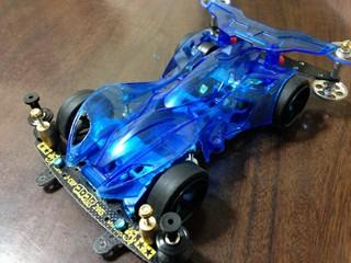 LMブレイカー (ブルー&ブラック)