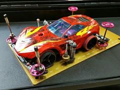 4D- Racing No.3 MSトルンザム!