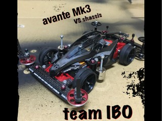 avante mk3 強化vs