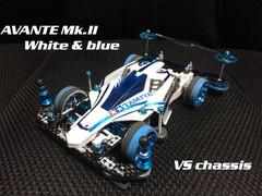 AVANTE Mk.II VS chassis