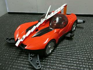 光の車 ライドロン