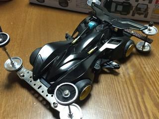 パッと作ったLMブレイカー 黒