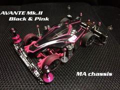 AVANTE Mk.II MA chassis