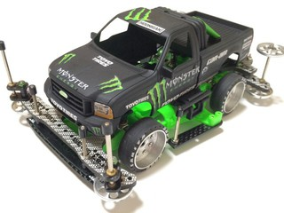 Monster Energy MAサス仕様