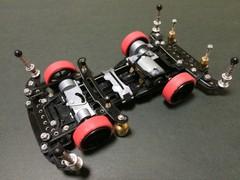 VSピボットバンパー試作