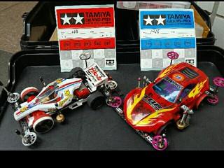 D- Racing No.1一次通過Spring2
