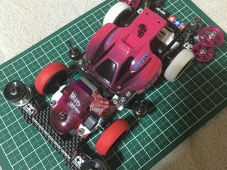 "S2FM ASTUTE ""Pink Noise Mk-3"""