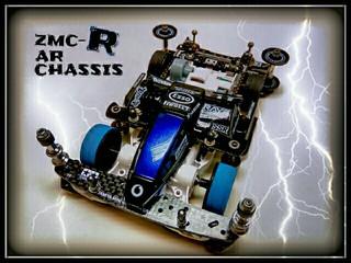 AR ZMC-R Black&Blue