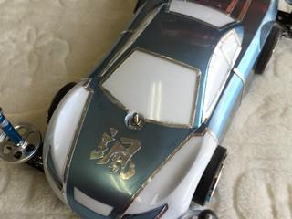 TRF〜Hokkaido mini4wd 『颯』Racing