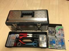 アルミ製ピットボックス