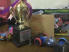 funrace speed STO MSIA