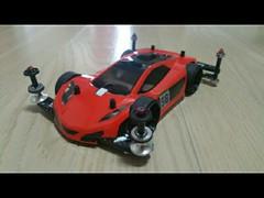 McLaren MP4-12C GT3風 ベルダーガ