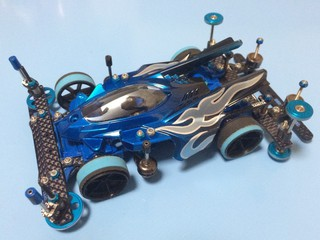 Thunder Shot Mk.II 【Blue SP】