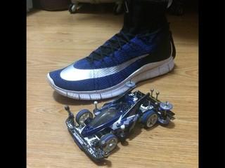 NikeFreeFlyknitMercurial山椒⋯