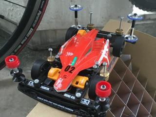 ジャパンカップ用試作車