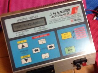 Δmax9900 充電器