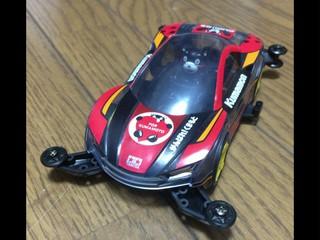 Kumamon Mini 4WD
