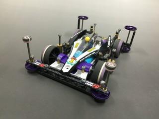 Avante Mk.III S2 Purple