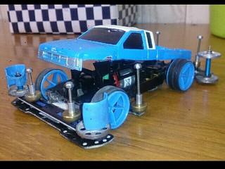 JC2016青ジャトラック