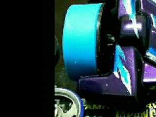 BLUE タイヤ