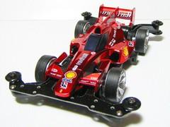 シャドウシャーク フェラーリF2007 中国GP仕様