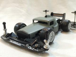 Beck Kustoms F132 的なミニ四駆