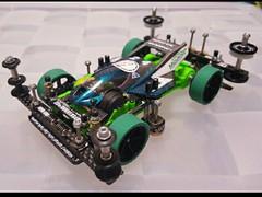 Thunder-trex jr TMAC2016 HK