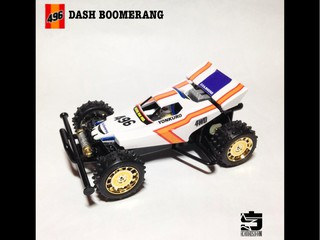 Dash Boomerang