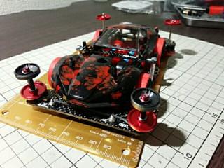 FMAR トルクルーザー 熊本JC参戦machine
