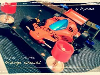 Super Avante  -Orange special-