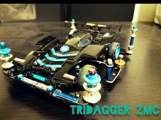 TRIDAGGER ZMC blue Freki