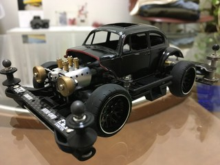 Hot Rod Beetle