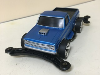 C10 Silverado RoughlyCompleted