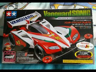 Tamiya Vanguard Sonic Premium