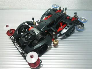 SFM実験機
