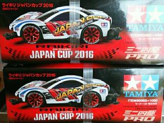 ライキリ ジャパンカップ