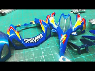 Refurbished spin viper