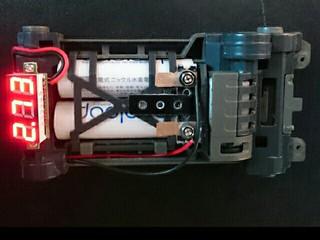 ・『放電&電圧計』(お手軽版)